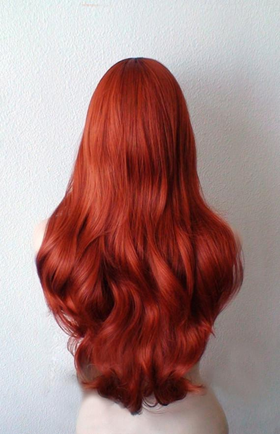 Cosplay Red Wig Inspired By Jessica Rabbit Transcending Trends