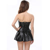 Gothic Fashion Corset Dress