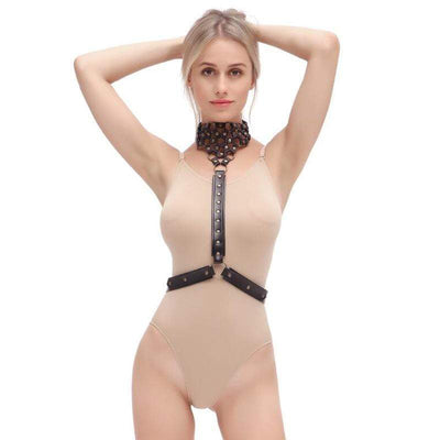 Secret Pleasure Body Harness