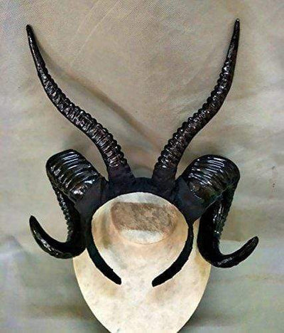 Gothic Antelope Loop Horns