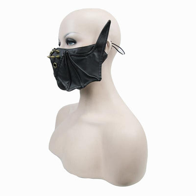 Extortioner Leather Mask