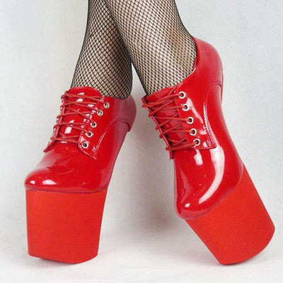 Peculiar Essence Heelless Shoe
