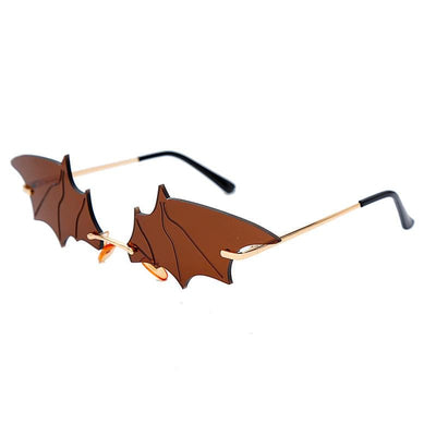 Stylish Batgirl Sunglasses
