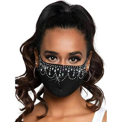 Sexy Sparkling Fashion Mask