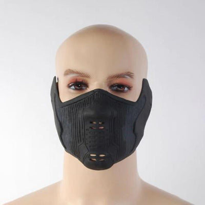 Winter Gothic Soldier Mask