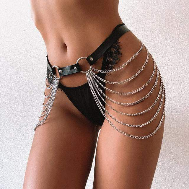 Just For Play Chain Belt