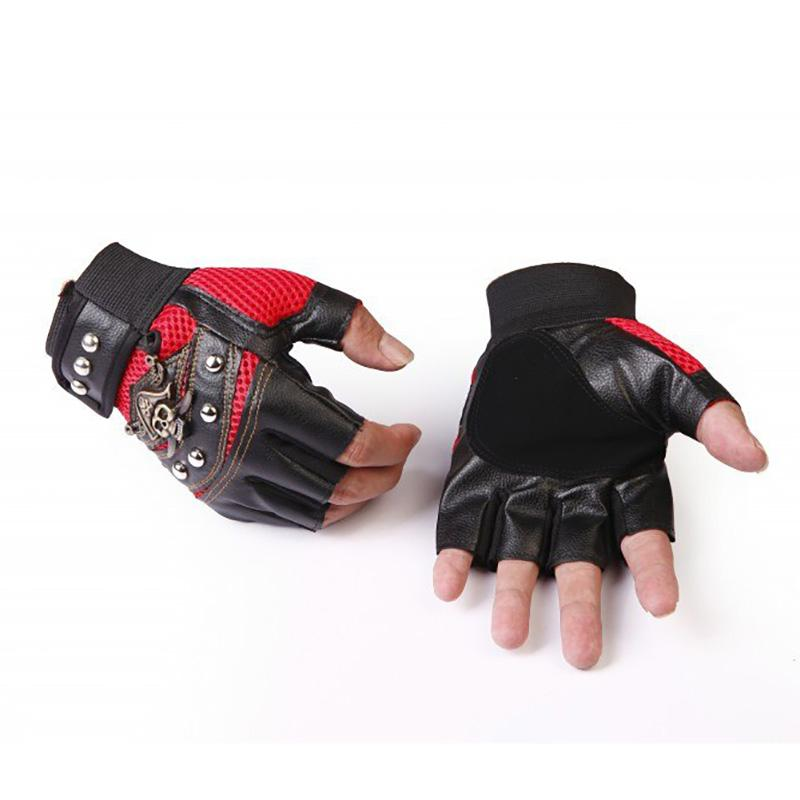 Skull Pirate Gloves