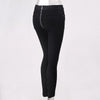 Back Zip Gothic Pants