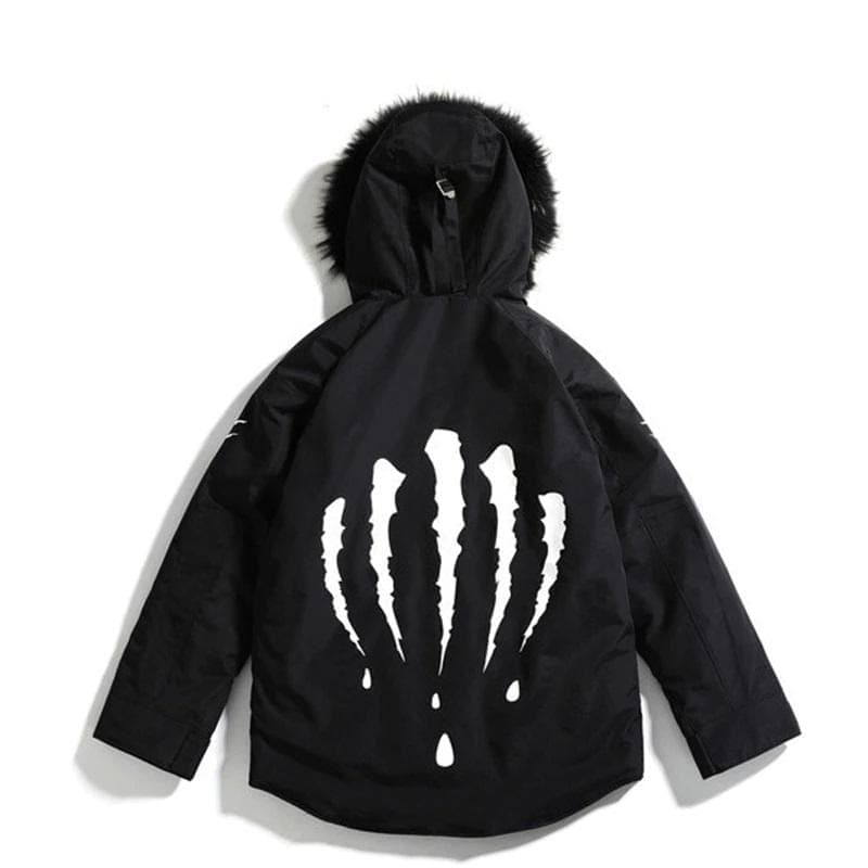 Monster Claws Jacket