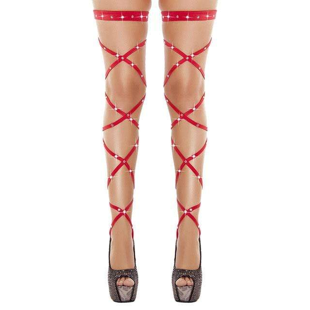 Sinful Serenade Tights
