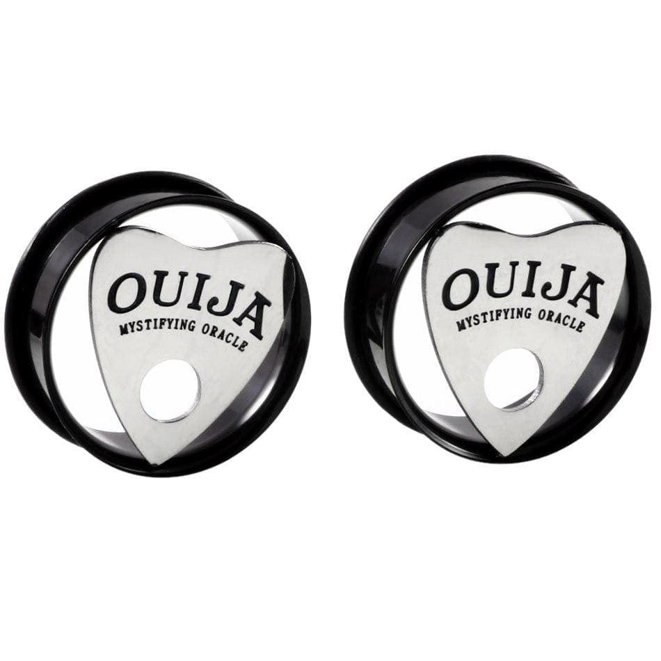 Ouija Tunnel Earrings