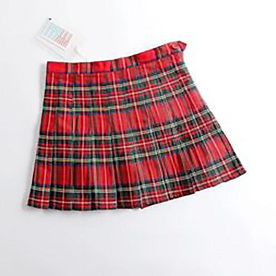 Kawaii Girl Pleated Skirt