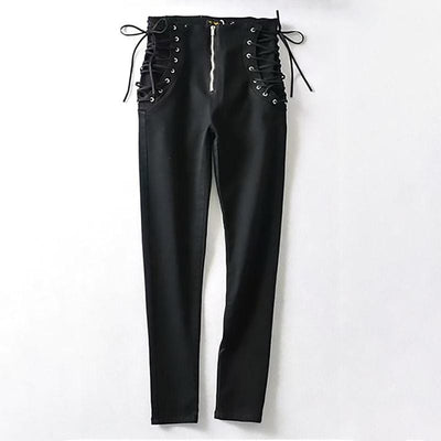 Sexy Gothic Rockies Jeans