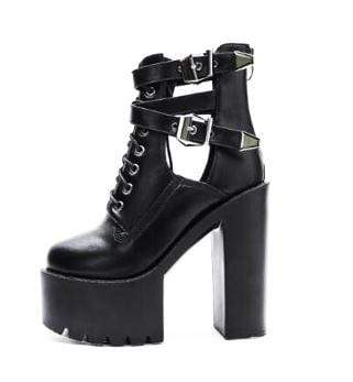 Destruction Gothic Boots