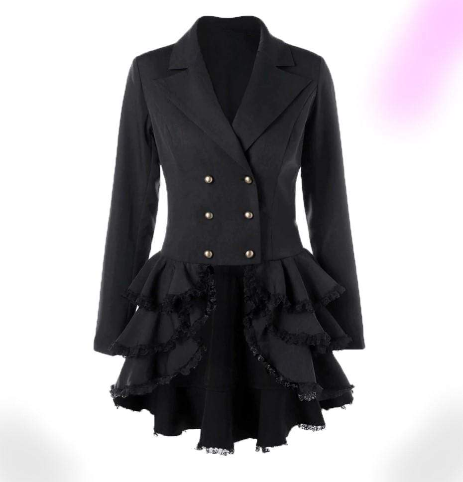 Darkness Rising Coat
