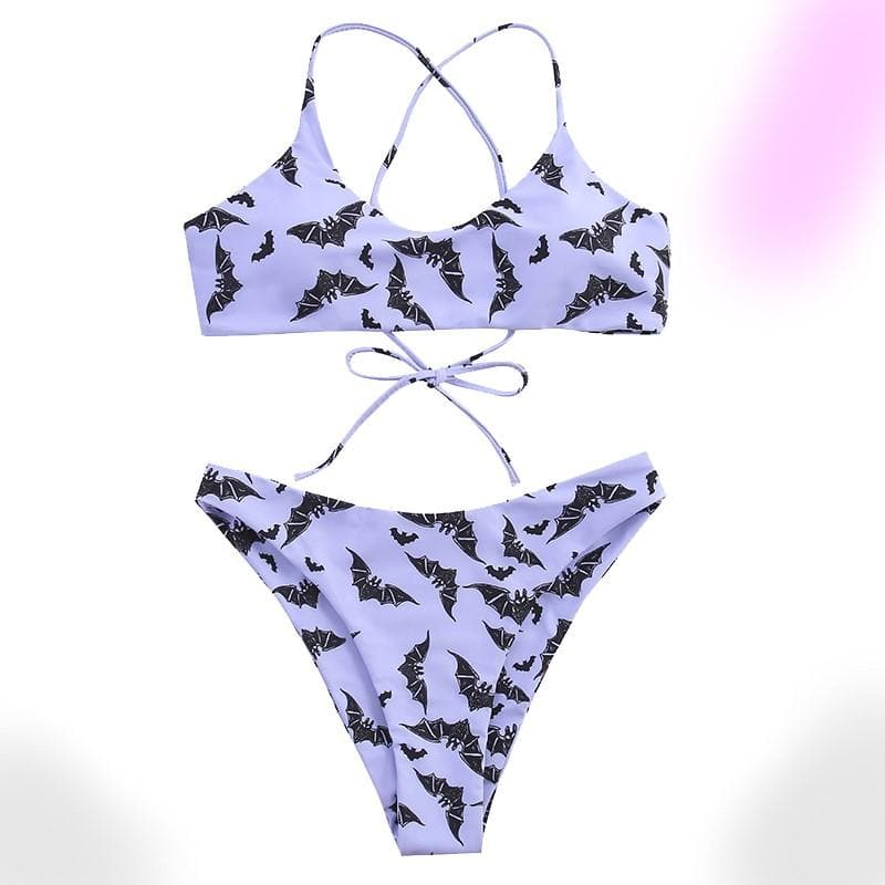 Darling's Batty Swimsuit