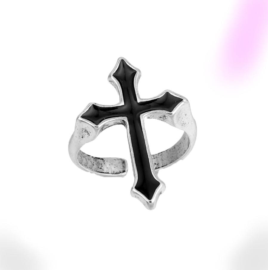 Devotion Cross Ring