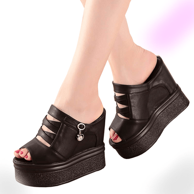 Dolly Wedge Sandals