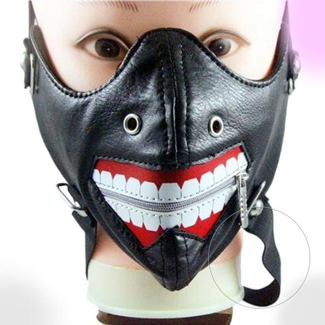 Ghoul Psycho Mask