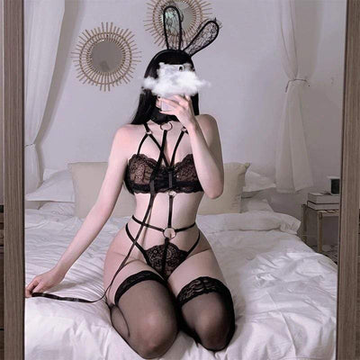 Glorious Bunny Girl Hot Lingerie