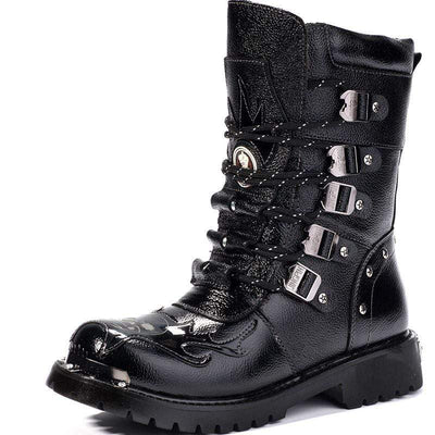 Broom Rider Gothic Boots