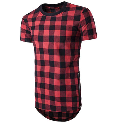 Checkered T-Shirt