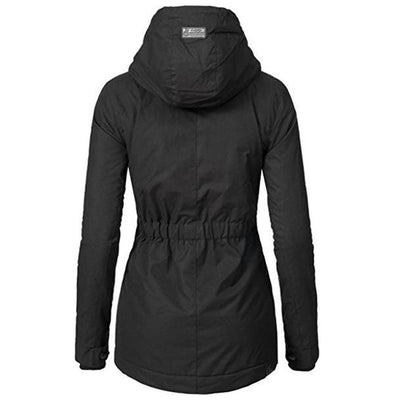 Graveyard Shift Hooded Winter Jacket