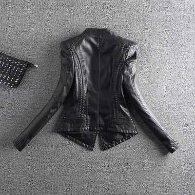 Jaded Memories Leather Jacket