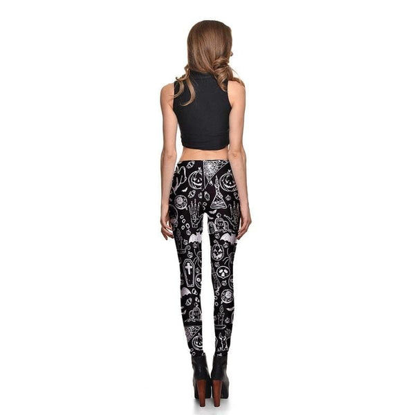 Wicked Mad Skillz Leggings