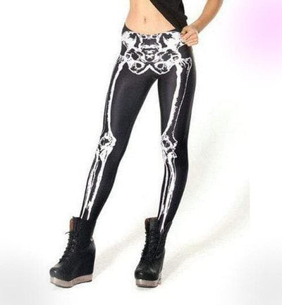 Into The Bones Leggings