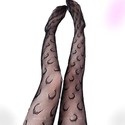 Lolita Sexy Midnight Stockings