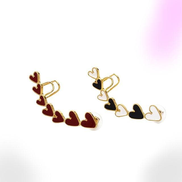 Luck Heart Earings