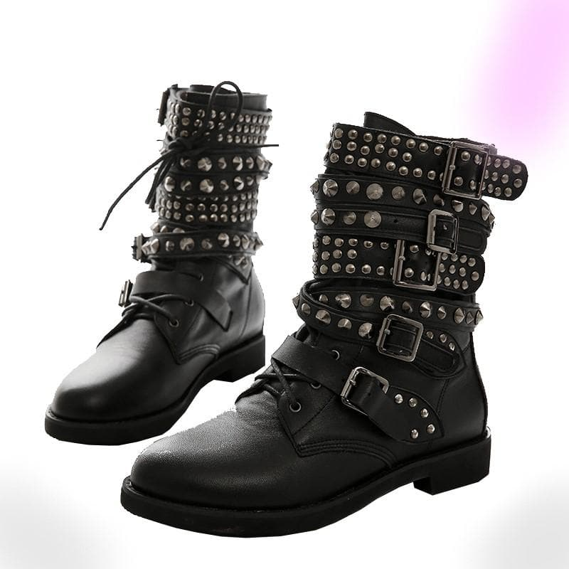 Punk Rock Revolution Boots (womens)