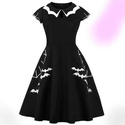 Retro Halloween Dress
