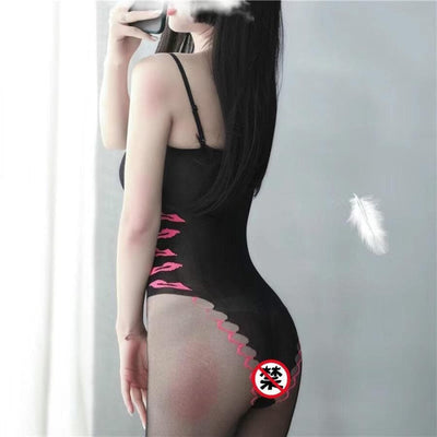 Follow Me Sexy Bodystocking
