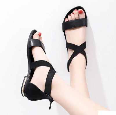 Dark All For Fame Summer Sandals