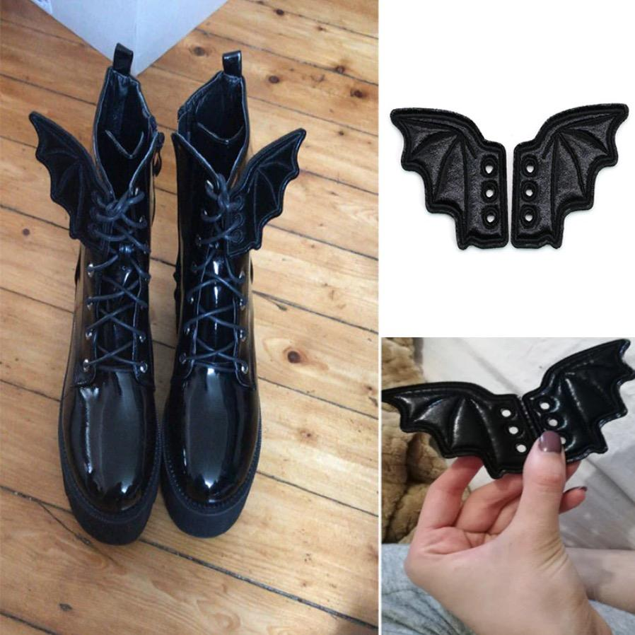 Bat Wing Shoe Accessories