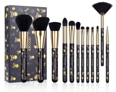 Chalice Gothic Makeup Brushes