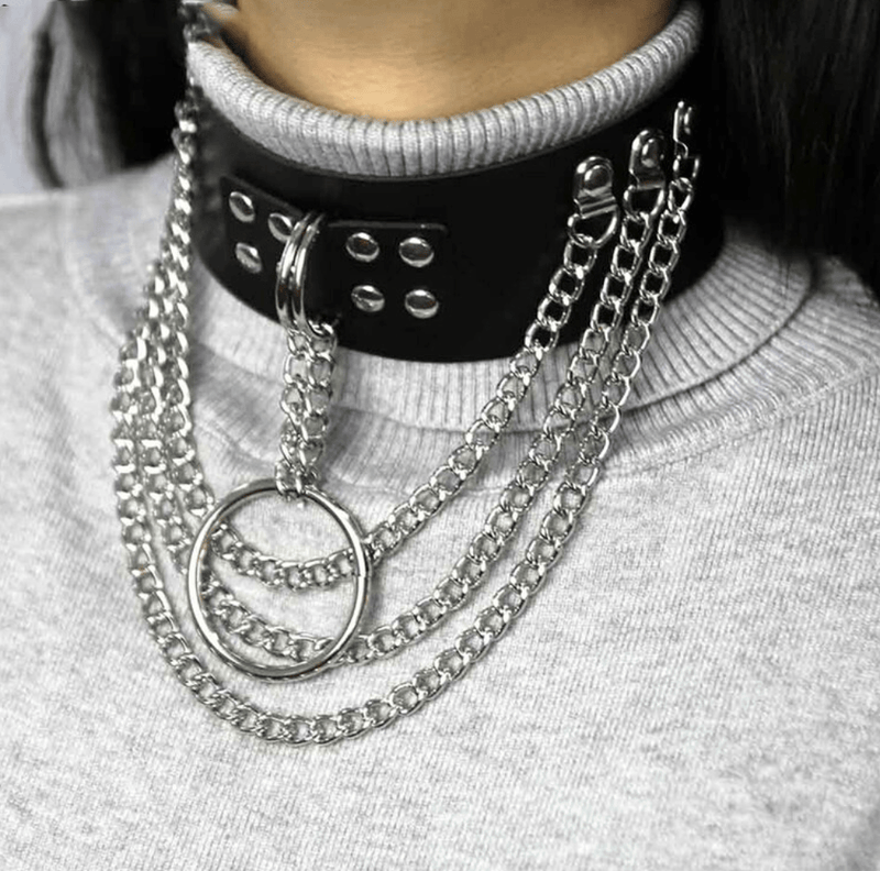 Alice's Secret Choker