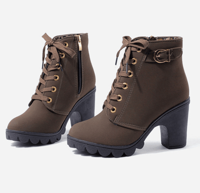 The Sleek Rocker Chic Boots (womens)