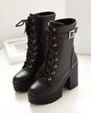 The Inheritors Ankle Boots