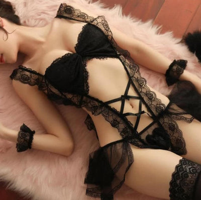 Flirty Fantasie Lingerie Set