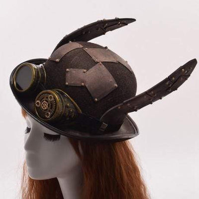 SteamPunk Hat Retro Rabbit