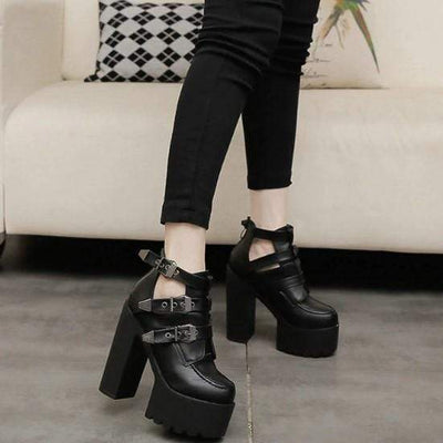 Tempt Me Platform Shoes