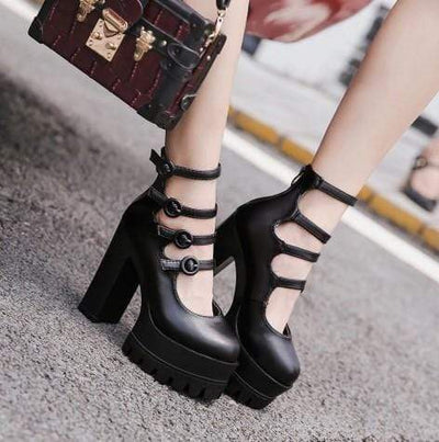 ANUBIS Platform Shoes
