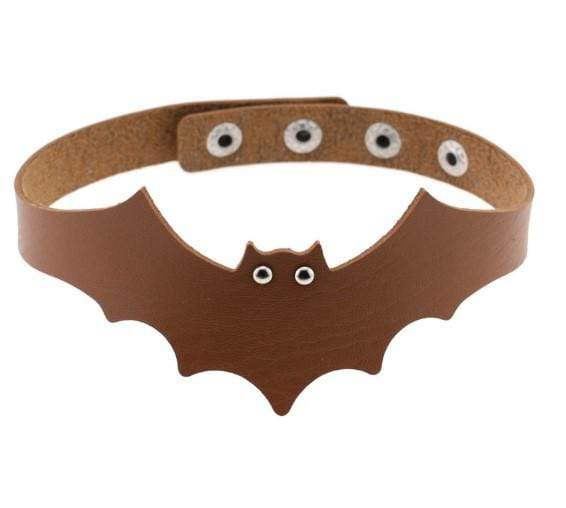 Bat Choker Necklace