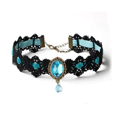Sweet Queen Gothic Choker