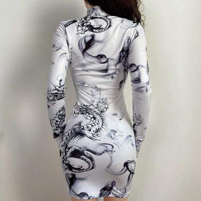 Divine Dragon Dress