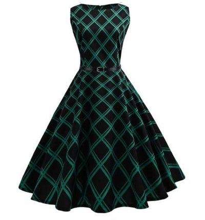 Retro Swing Vintage Dress
