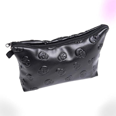 Skull Scout Makeup Bag